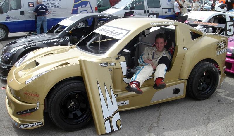 stefan romecki polish virage academy guru4racer racing driver. Black Bedroom Furniture Sets. Home Design Ideas